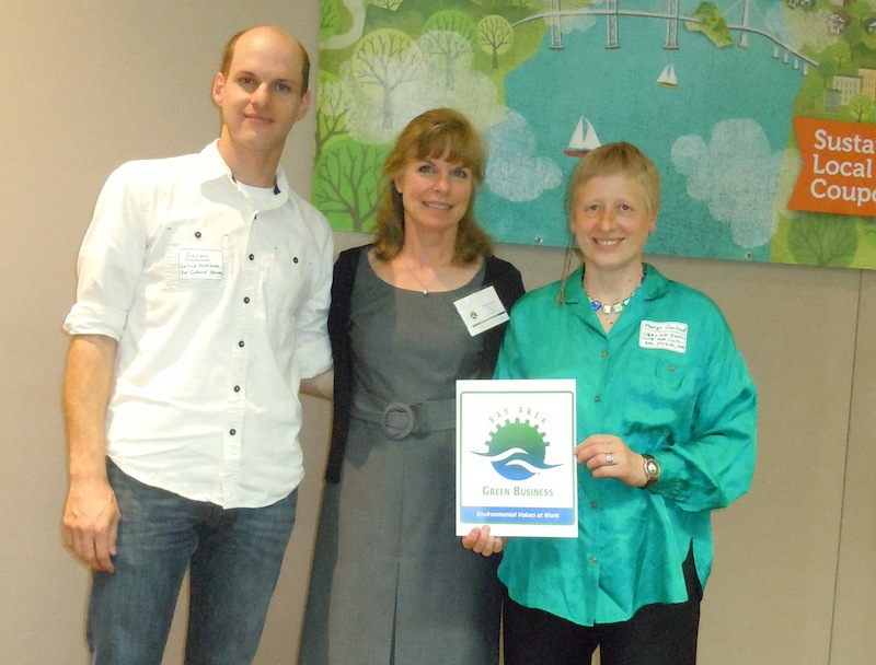 2013 Green Business Certification